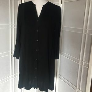 Bella Luxx Button Down Tunic